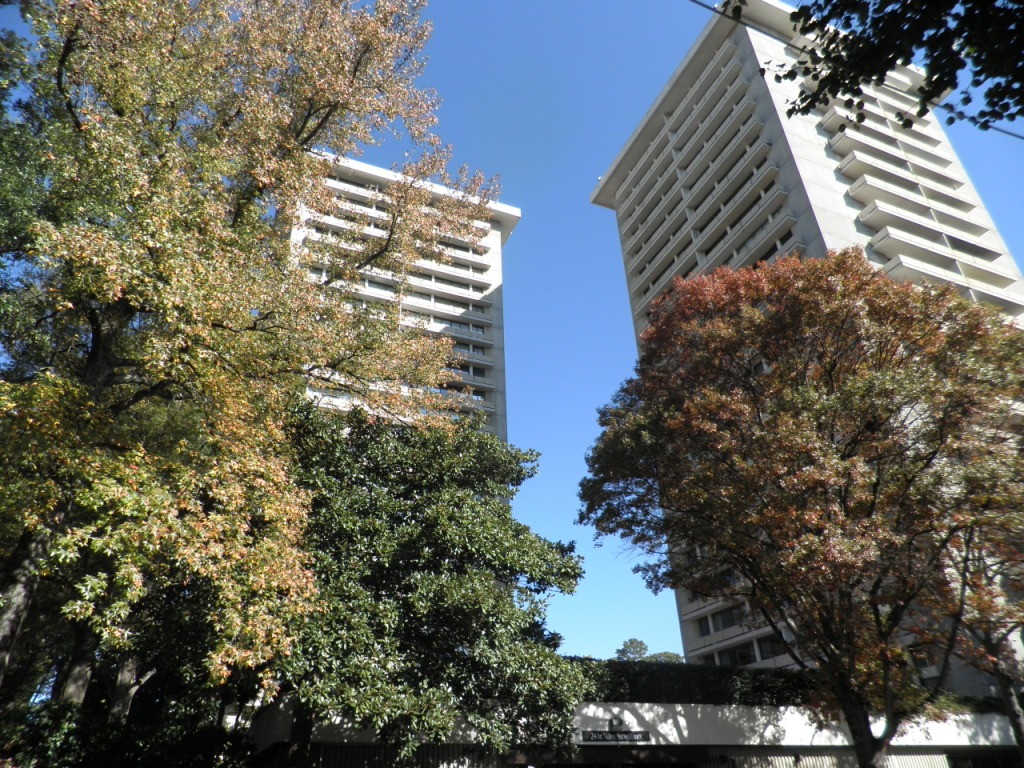 Plaza Towers on Peachtree Road