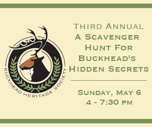 Buckhead Heritage - Scavenger Hunt