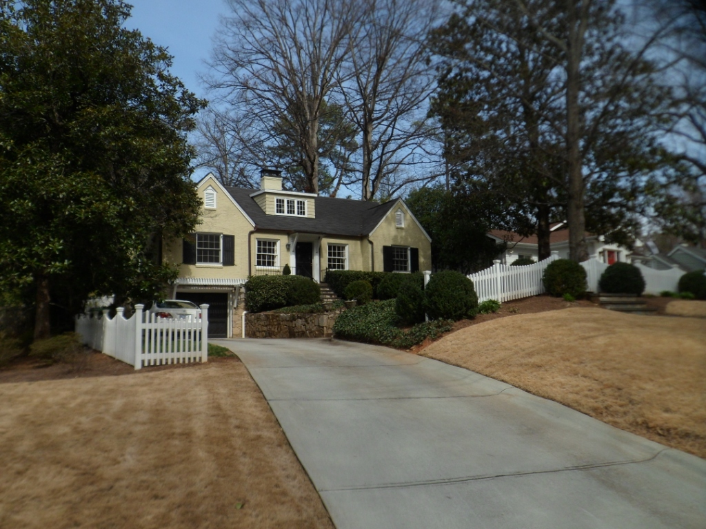 Buckhead Forest Historic District