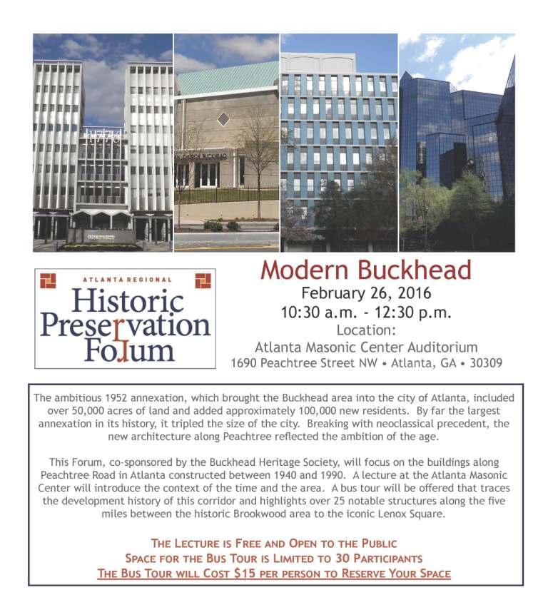 Buckhead Modern Flyer
