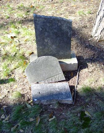 Ervin Headstone, Before
