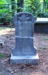 Martha Smith's Headstone, After