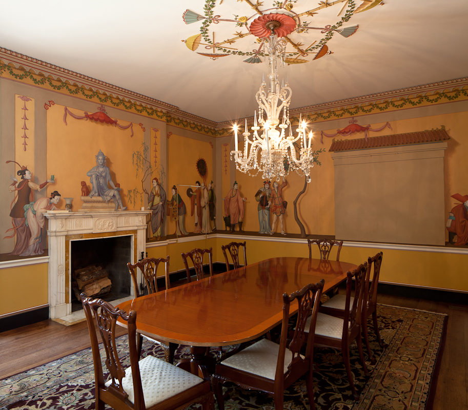 Goodrum House, Dining Room