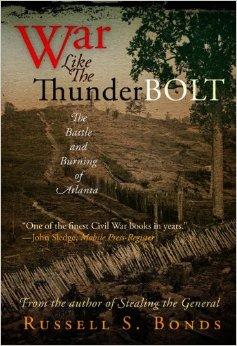 War Like The Thunderbolt Book Jacket